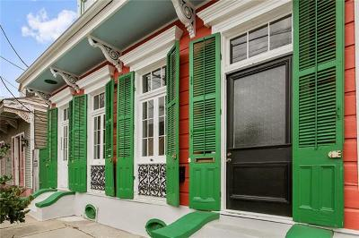 New Orleans Single Family Home For Sale: 1831 N Rampart Street