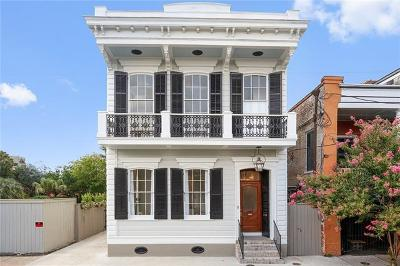 Single Family Home For Sale: 2227 Royal Street