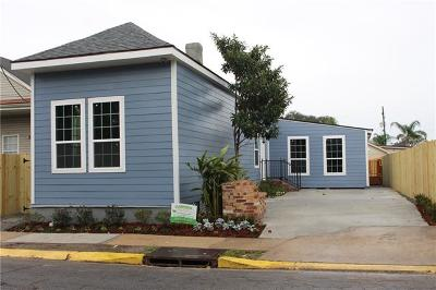 New Orleans Single Family Home For Sale: 1015 Reynes Street