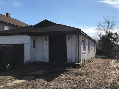 New Orleans Single Family Home For Sale: 3332 N Derbigny Street