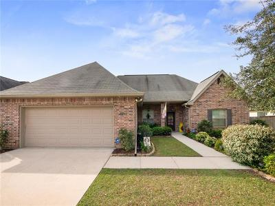 Slidell Single Family Home For Sale: 353 Mansfield Drive