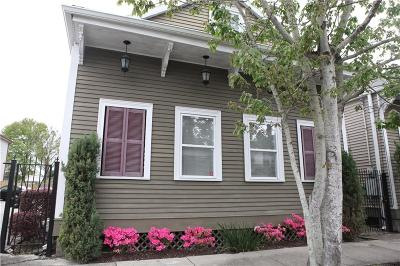 New Orleans Multi Family Home For Sale: 1724 Burdette Street #1724