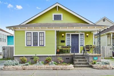New Orleans Single Family Home For Sale: 510 S St Patrick Street