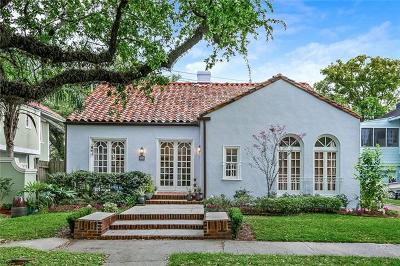 Single Family Home For Sale: 321 Audubon Boulevard