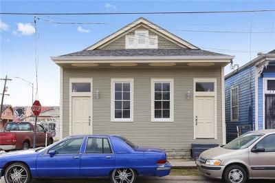 New Orleans Single Family Home For Sale: 1539 Clouet Street