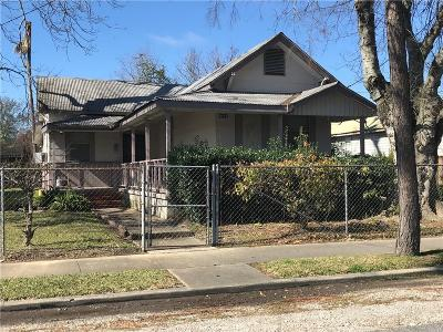 Single Family Home For Sale: 4052 St Ferdinand Street