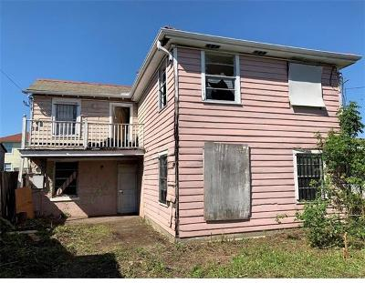 New Orleans Single Family Home For Sale: 1825 N Miro Street