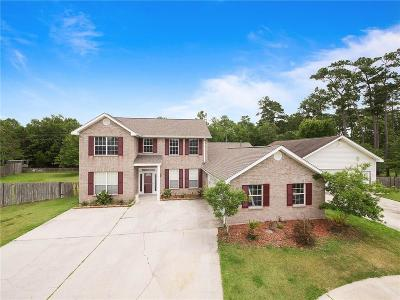 Slidell Single Family Home For Sale: 2013 Marple Lane