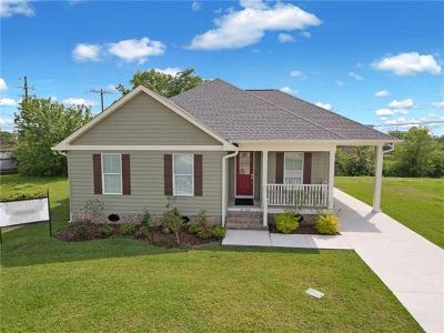 Mereaux, Meraux Single Family Home For Sale: 4124 Mistrot Street