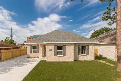 Mereaux, Meraux Single Family Home For Sale: 4120 Najolia Street