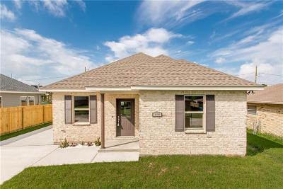 Mereaux, Meraux Single Family Home For Sale: 4100 Najolia Street