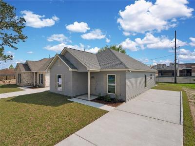 Mereaux, Meraux Single Family Home For Sale: 4112 Najolia Street