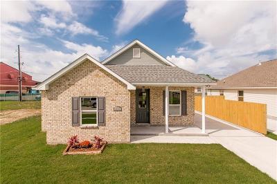 Mereaux, Meraux Single Family Home For Sale: 4104 Najolia Street