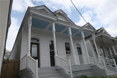 New Orleans Multi Family Home For Sale: 3521 Cleveland Avenue