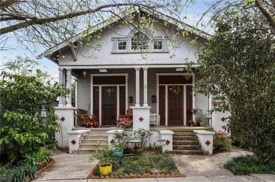 New Orleans Single Family Home For Sale: 5416 Laurel Street