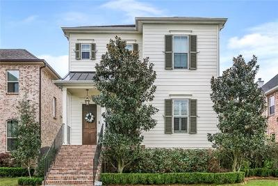 New Orleans Single Family Home For Sale: 6823 General Haig Street