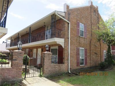 Kenner Multi Family Home For Sale: 1629 42nd Street #2
