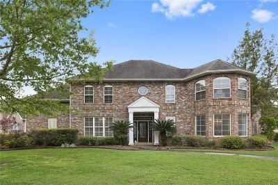 New Orleans Single Family Home For Sale: 33 Cypress Point Lane