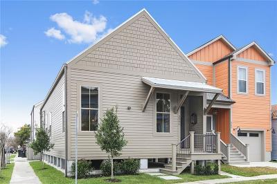 New Orleans Single Family Home For Sale: 2500 Delachaise Street