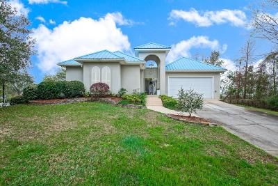 Slidell Single Family Home For Sale: 57337 Quail Crossing Road