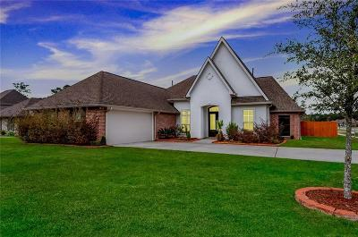 Madisonville Single Family Home For Sale: 513 English Oak Drive
