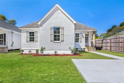 Slidell Single Family Home For Sale: 57575 Bar Street