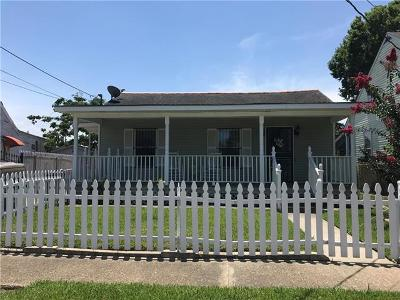 New Orleans Single Family Home For Sale: 18 Curtis Drive