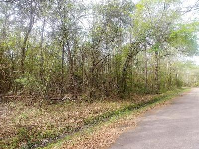 Slidell Residential Lots & Land For Sale: Lot B Idlewild Pines Road