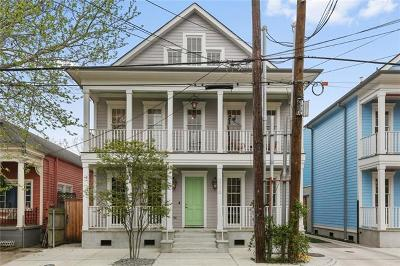 New Orleans Multi Family Home For Sale: 2417 Dauphine Street #A