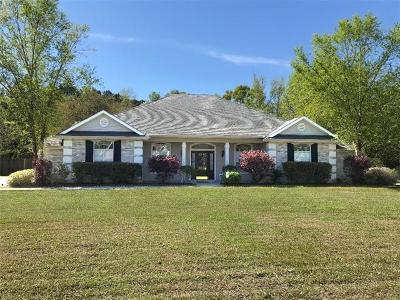 Slidell Single Family Home For Sale: 273 Rue Piper