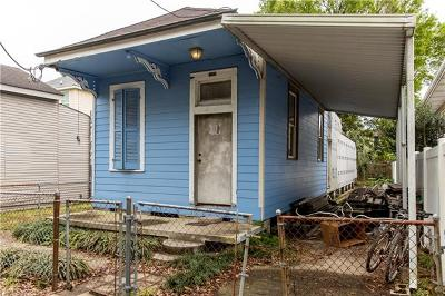 New Orleans Single Family Home For Sale: 261 Cherokee Street
