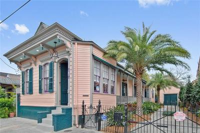 New Orleans Single Family Home For Sale: 919 Kerlerec Street