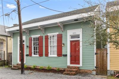 New Orleans Multi Family Home For Sale: 611 Harmony Street