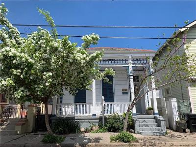 New Orleans Single Family Home For Sale: 2727 Dauphine Street