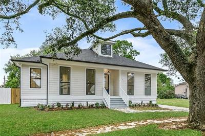 New Orleans Single Family Home For Sale: 1921 Wilton Drive