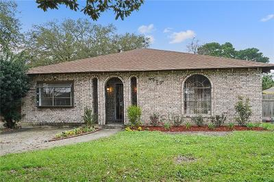 Single Family Home For Sale: 4909 Newlands Street