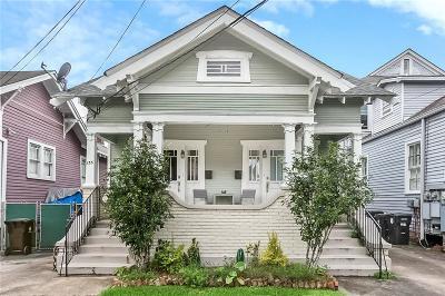 New Orleans Multi Family Home For Sale: 133 S Murat Street