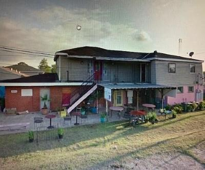 Arabi Multi Family Home For Sale: 7012 Judge Perez Drive