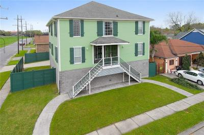 New Orleans Single Family Home For Sale: 125 Chalfant Place