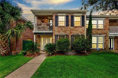 New Orleans Townhouse For Sale: 5878 Canal Boulevard