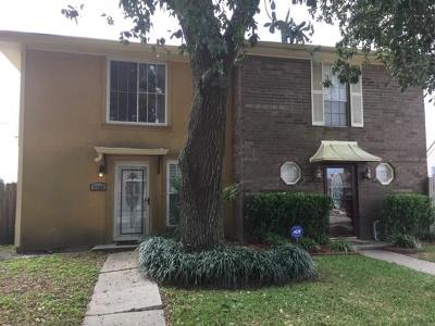 Townhouse For Sale: 7700 Windward Court