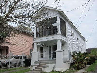 New Orleans Multi Family Home For Sale: 7609 Hampson Street