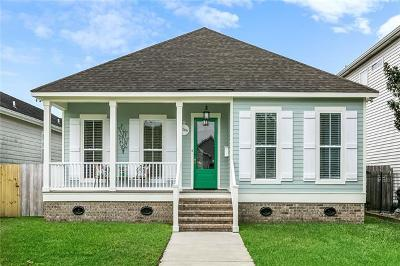 New Orleans Single Family Home For Sale: 6066 General Diaz Street