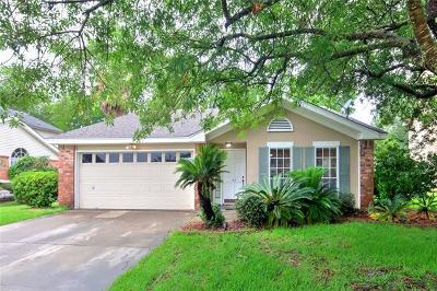 Slidell Rental For Rent: 123 Cedarwood Drive