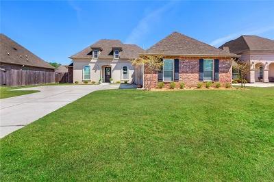 Madisonville Single Family Home For Sale: 412 Walter Lane