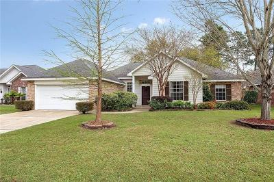 Slidell Single Family Home For Sale: 118 Amanda Drive