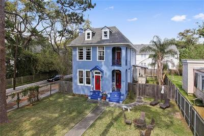 New Orleans Multi Family Home For Sale: 2239 Bayou Road