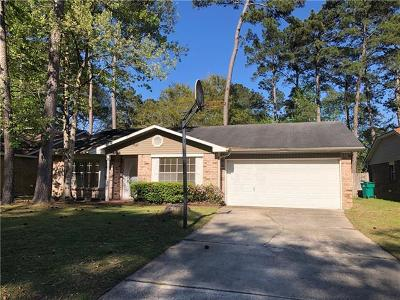 Single Family Home For Sale: 761 Forest Loop