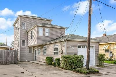 Metairie Single Family Home For Sale: 404 Carrollton Avenue