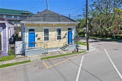 New Orleans Multi Family Home For Sale: 1801 Ap Tureaud Street
